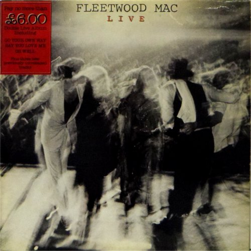 Fleetwood Mac<br>Live<br>Double LP