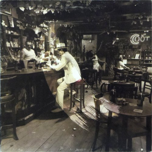 Led Zeppelin<br>In Through The Out Door (A sleeve)<br>LP (UK pressing)