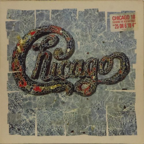 Chicago<BR>Chicago 18<br>LP