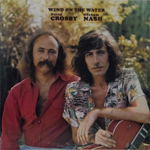 Crosby & Nash<br>Wind On The Water<br>LP
