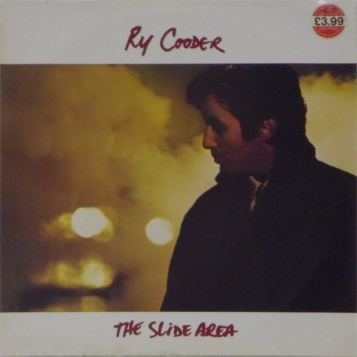 Ry Cooder<br>The Slide Area<br>LP (GERMAN pressing)