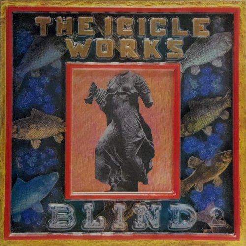 The Icicle Works<br>Blind<br>LP