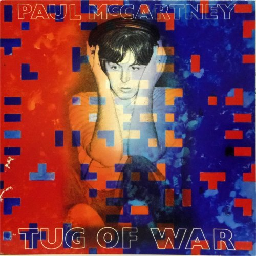 Paul McCartney<br>Tug of War<br>LP (UK pressing)