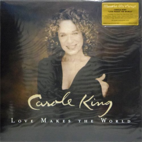 Carole King<br>Love Makes The World<br>LP (EU pressing)