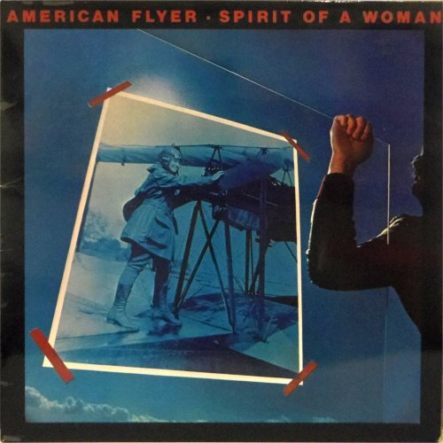 American Flyer<br>Spirit of A Woman<br>LP (UK pressing)