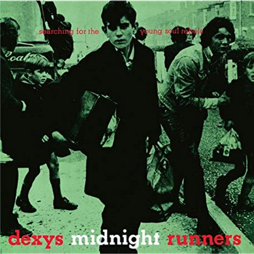 Dexys Midnight Runners<br>Young Soul Rebels<br>(New re-issue)<br>LP