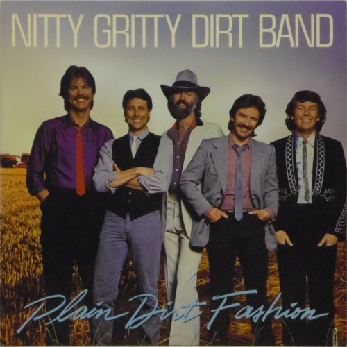 The Nitty Gritty Dirt Band<br>Plain Dirt Fashion<br>LP