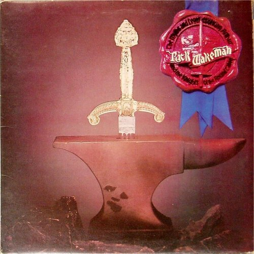 Rick Wakeman<br>The Myths and Legends of King Arthur<br>LP (UK pressing)
