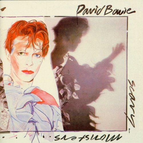 David Bowie<br>Scary Monsters<br>(New 180 gram re-issue)<br>LP