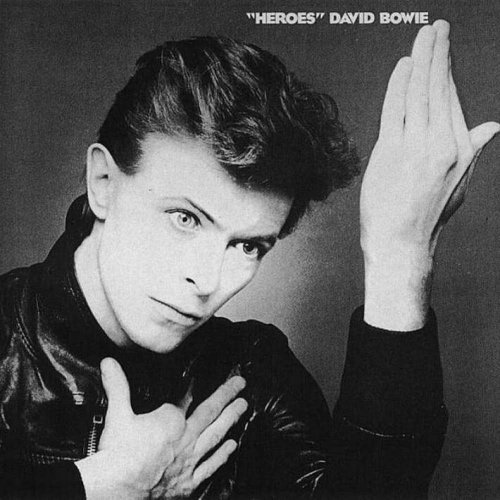 David Bowie<br>Heroes<br>(New 180 gram re-issue)<br>LP