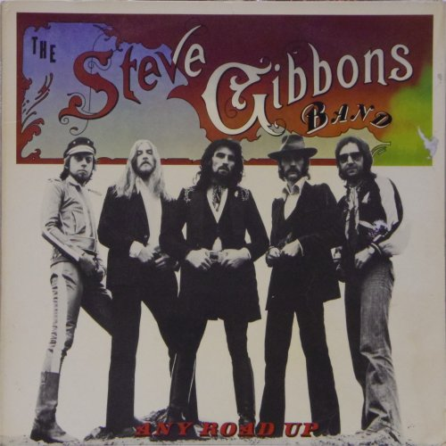 The Steve Gibbons Band<br>Any Road Up<br>LP