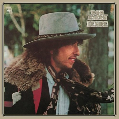 Bob Dylan<br>Desire<br>(New re-issue with download)<br>LP