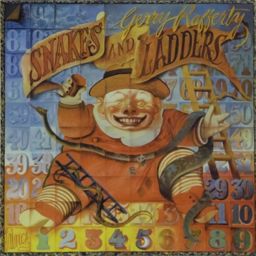 Gerry Rafferty<br>Snakes and Ladders<br>LP