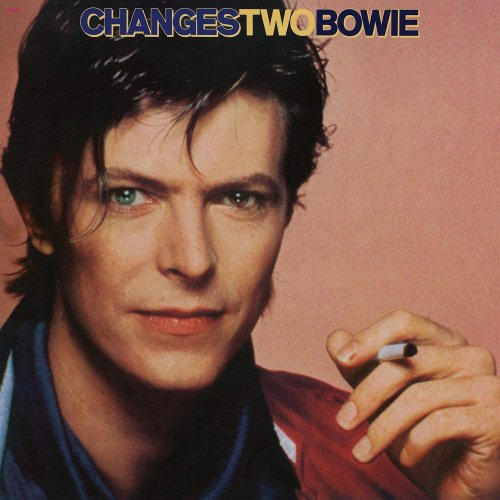 David Bowie<br>Changes Two Bowie<br>New re-issue LP