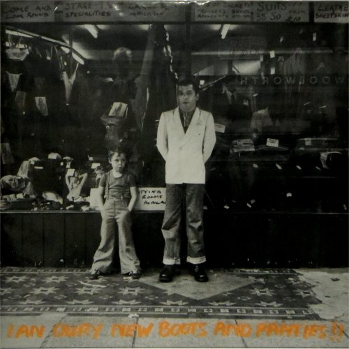 Ian Dury<br>New Boots and Panties<br>(New 180 gram re-issue)<br>LP