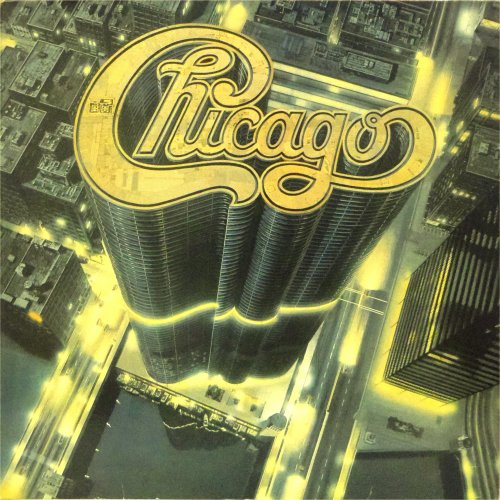 Chicago<br>Street Player<br>LP (UK pressing)