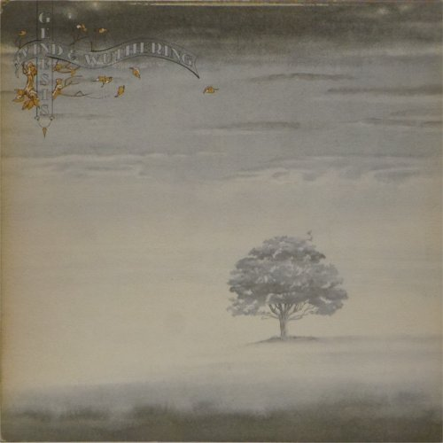 Genesis<br>Wind And Wuthering<br>LP (UK pressing)