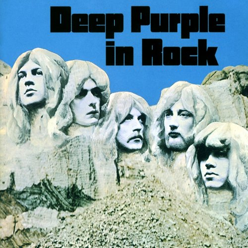 Deep Purple<br>Deep Purple In Rock<br>(New re-issue)<br>LP