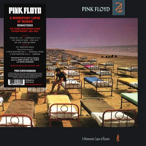 Pink Floyd<br>A Momentary Lapse of Reason<br>(New 180 gram re-issue)<br>LP