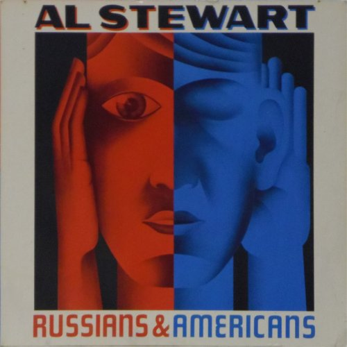 Al Stewart<br>Russians and Americans<br>LP