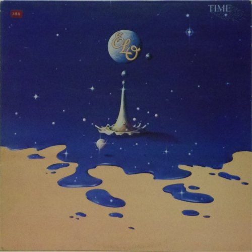 Electric Light Orchestra<br>Time<br>LP