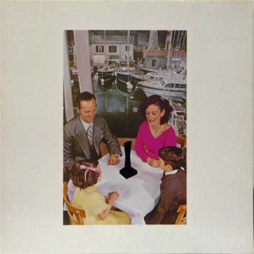 Led Zeppelin<br>Presence<br>LP