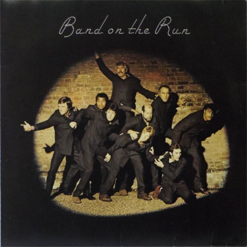 Paul McCartney<br>Band on The Run<br>LP (UK pressing)