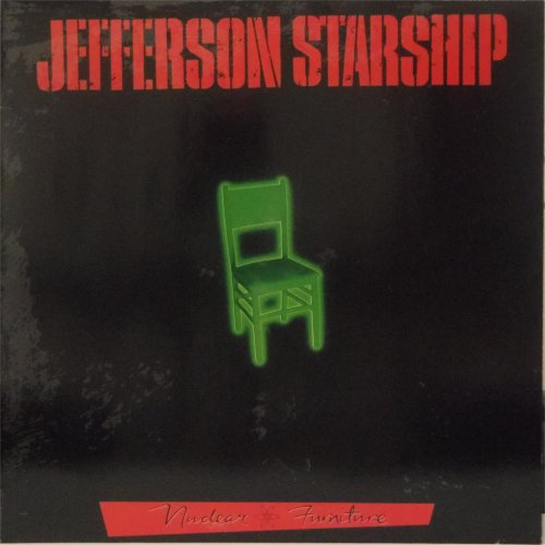 Jefferson Starship<br>Nuclear Furniture<br>LP (GERMAN pressing)
