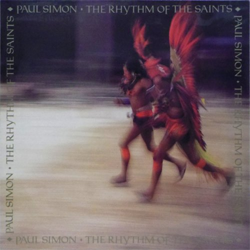 Paul Simon<br>The Rhythm of The Saints<br>LP (GERMAN pressing)