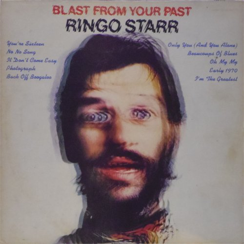 Ringo Starr<br>Blast From Your Past<br>LP