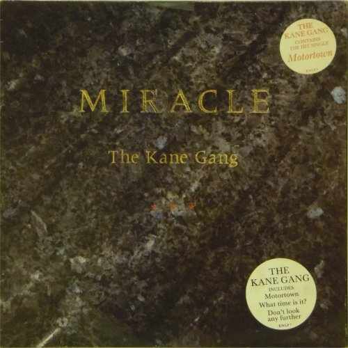 The Kane Gang<br>Miracle<br>LP