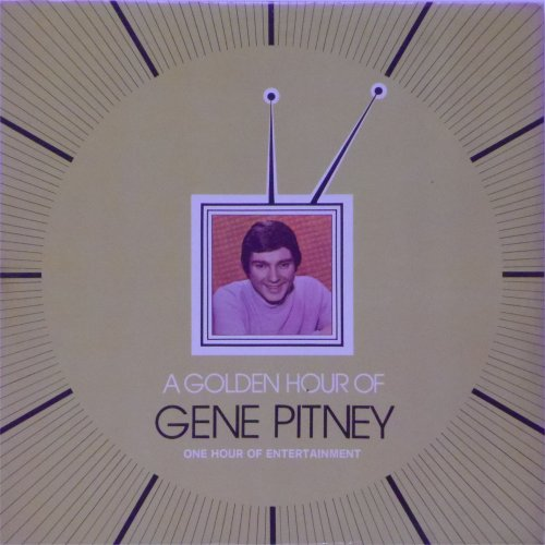 Gene Pitney<br>Golden Hour<br>LP