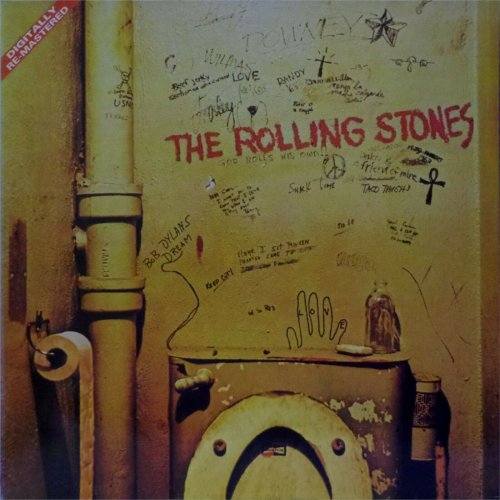 The Rolling Stones<br>Beggars Banquet<br>LP (DUTCH pressing)