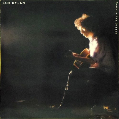 Bob Dylan<br>Down In The Groove<br>LP (DUTCH pressing)