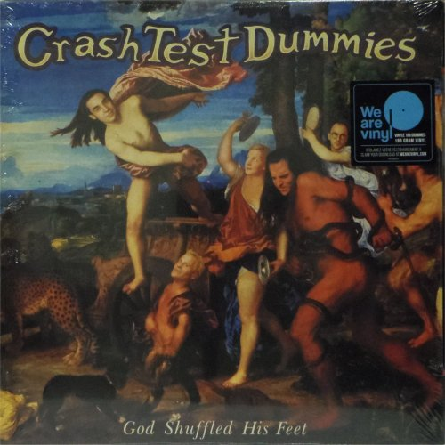 Crash Test Dummies<br>God Shuffled His Feet<br>(New re-issue)LP