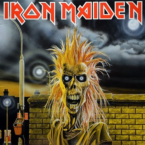 Iron Maiden<br>Iron Maiden<br>(New 180 gram re-issue)<br>LP