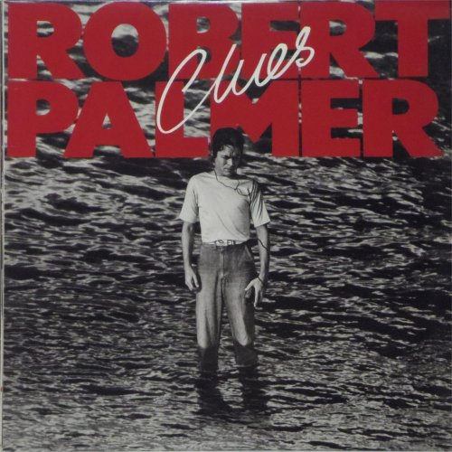 Robert Palmer<br>Clues<br>LP