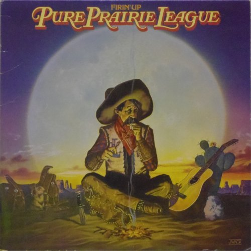 Pure Prairie League<br>Firin' Up<br>LP