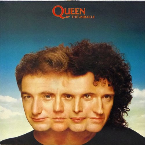 Queen<br>The Miracle<br>LP (UK pressing)