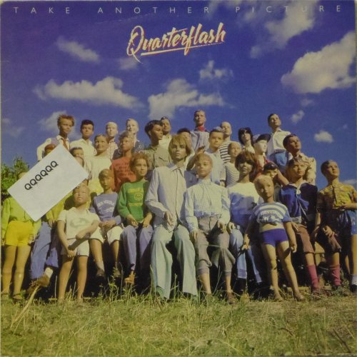 Quarterflash<br>Take Another Picture<br>LP
