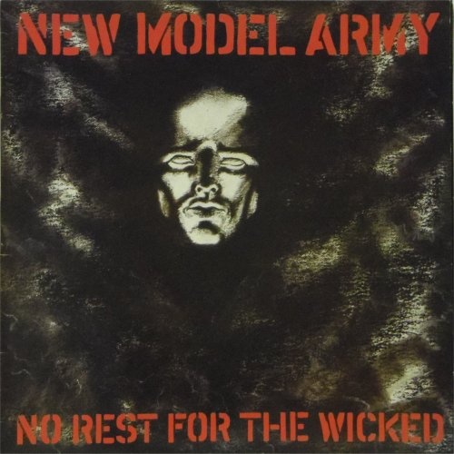 New Model Army<br>No Rest For The Wicked<br>LP