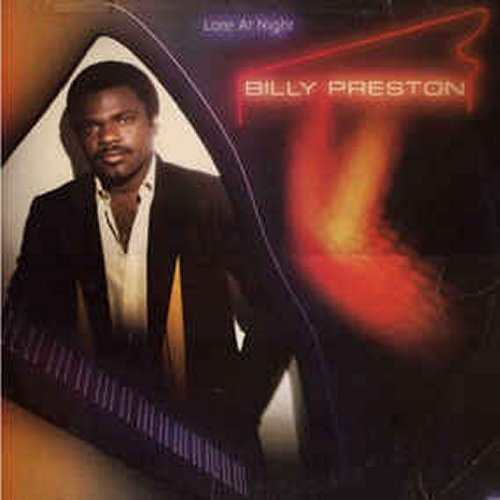 Billy Preston<br>Late At Night<br>LP