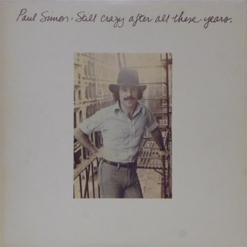 Paul Simon<br>Still Crazy After All These Years<br>LP