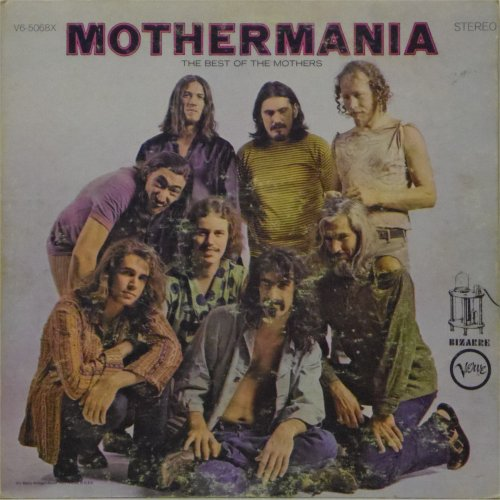 Frank Zappa<br>Mothermania<br>LP