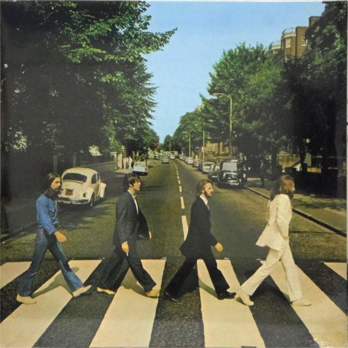 The Beatles<br>Abbey Road<br>LP (New re-issue)