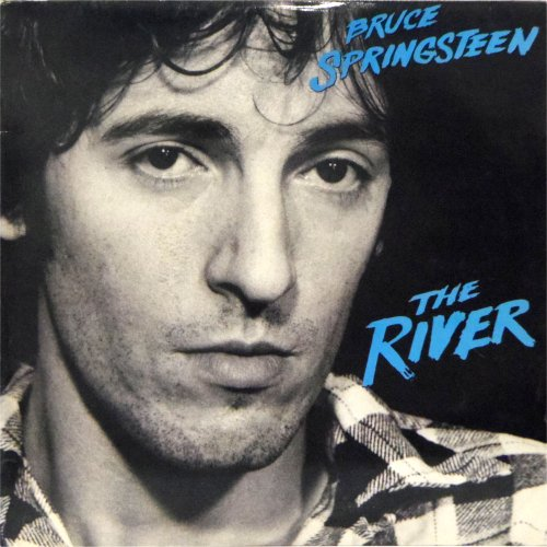 Bruce Springsteen<br>The River<br>Double LP (UK pressing)