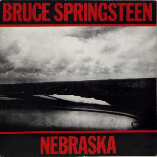 Bruce Springsteen<br>Nebraska<br>LP (DUTCH pressing)