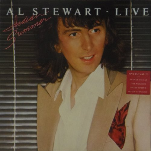 Al Stewart<br>Indian Summer<br>Double LP (GERMAN pressing)