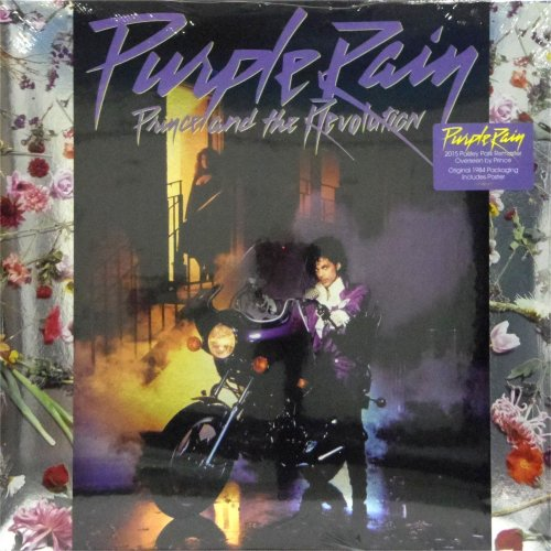 Prince<br>Purple Rain<br>(New re-issue)<br>LP
