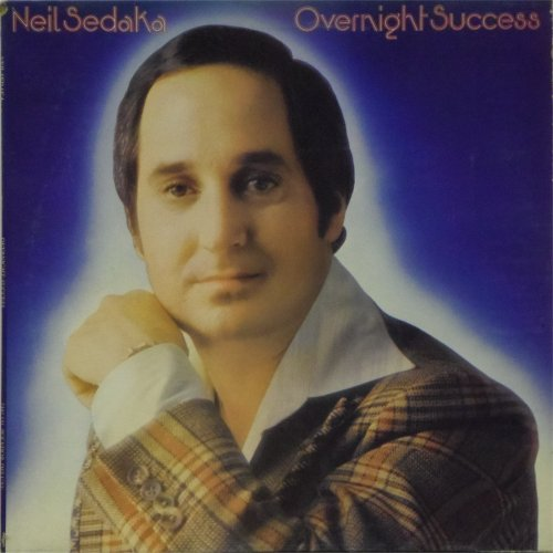 Neil Sedaka<br>Overnight Success<br>LP
